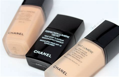 Chanel Mat Lumiere Foundation Discontinued by The Raeviewer A About Luxury And High End Cosmetics