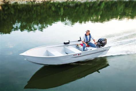 how to build a deep v boat tracker boats riveted jon utility boats 2018 guide v