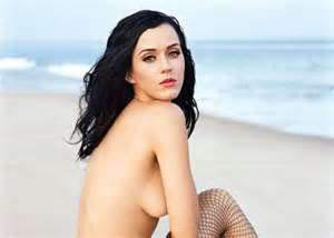 She just keeps getting hotter and katy perry bares almost all in the