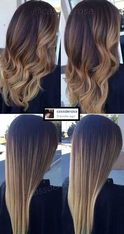 melt vs ombre balayage blonde fashion girls hair hilights ombre
