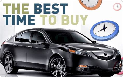 is it a good time to buy a house when is the best time to buy a car