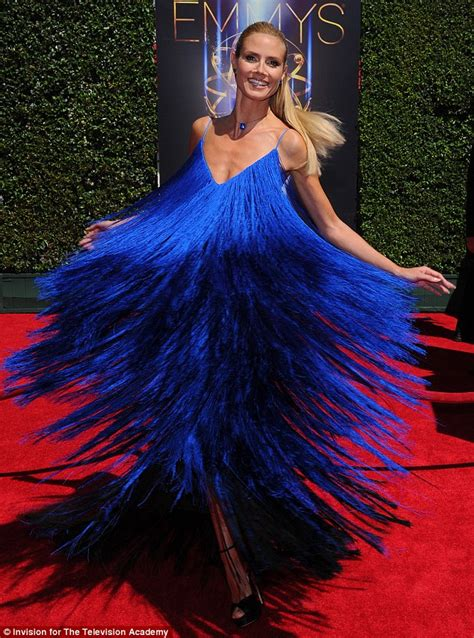Home Design Makeover Shows klum s string dress draws all eyes at creative emmys