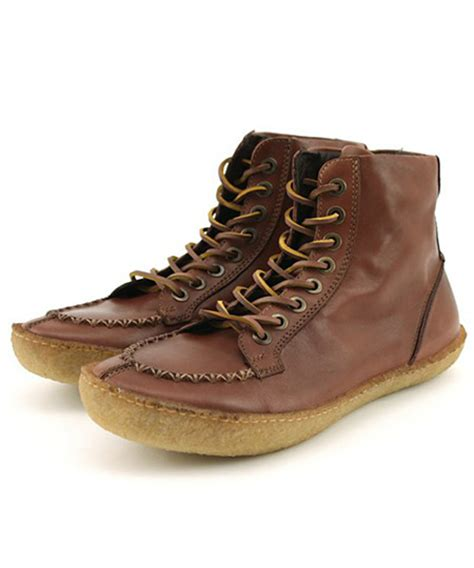 mens moccasin boot vintage boots mens moccasin boots