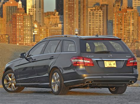 Mercedes E350 4matic Wagon by Mercedes E350 4matic Wagon Picture 29 Of 59 Rear