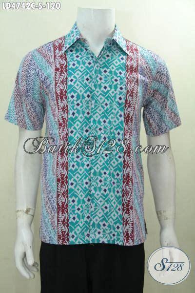 Baju Gamis Pria Unik Baju Batik Pria Muda Motif Unik Dan Gaul Hem Batik Lengan