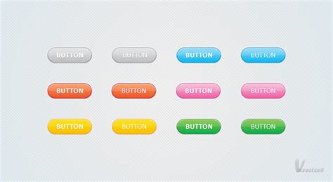 key tutorial illustrator quick tip how to create a simple web button set using the