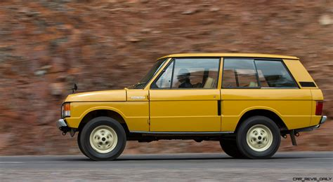 range rover coupe classic classic icons gallery 1971 range rover and 1970 rr
