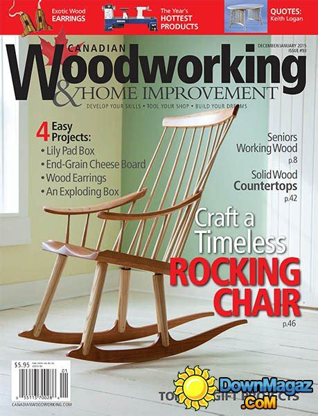 canadian woodworking home improvement 93 december