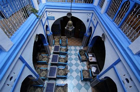 chefchaouen morocco amazing places