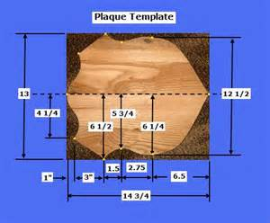free award plaque plans how to make a wooden trophy