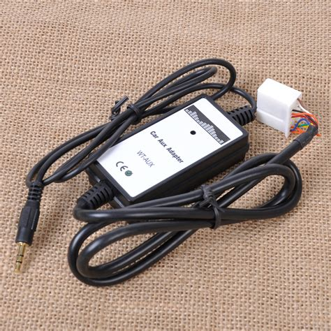 honda accord aux input car cd interface adapter audio 3 2mm aux input for honda