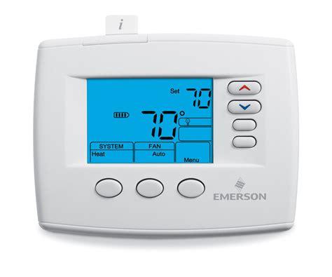 Emerson Thermostats Emerson Blue 4 Quot Universal Non