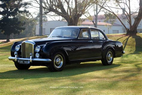 old bentley continental classic car posters bentley s2 continental quot flying spur quot