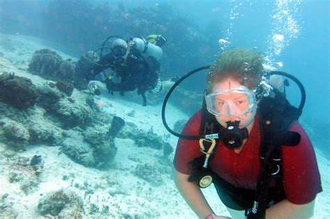 dive school learn to scuba dive and get a padi diving certification