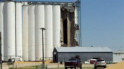 Otoole Needs An Elevator by Grain Elevator Collapse Kansas