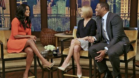 dwyane wade and gabrielle union house kelly ripa diagnoses herself with mysterious neurological newhairstylesformen2014 com