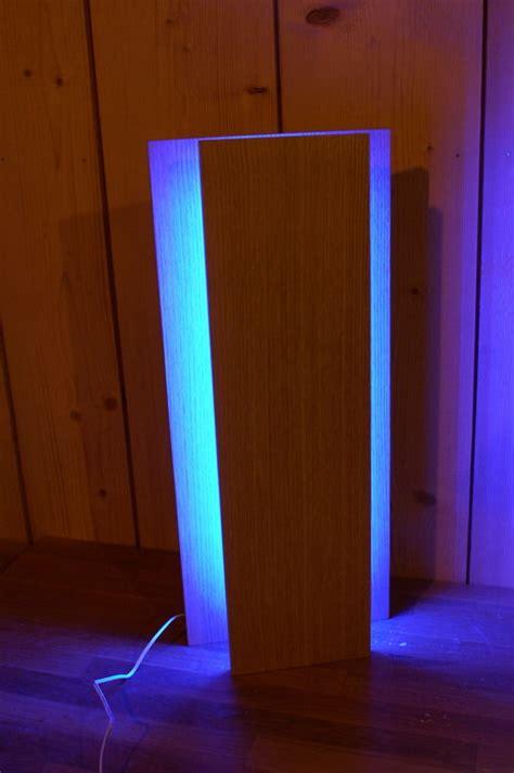 easy  build wood led lamp  boris beaulant