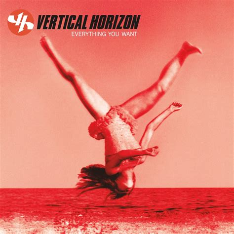 Everything You Need Vinyl - vertical horizon s everything you want gets pressed