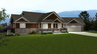 Ranch House Plans By Edesignsplansca(1)