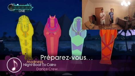 rock the boat just dance just dance 3 night boat to cairo madness youtube
