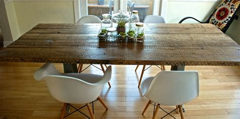 Diy Dining Room Table Makeover How To Build A Dining Room Table 13 Diy Plans Guide Patterns