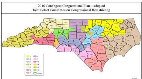carolina congressional map q a 2016 changes to congressional districts other