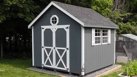 Sheds For Sale Ontario by Wooden Prefab Garden Sheds Country Shedsnorth