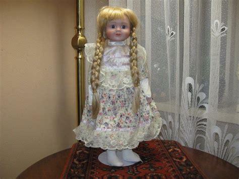 porcelain doll collection alberon dolls the classique collection vintage porcelain