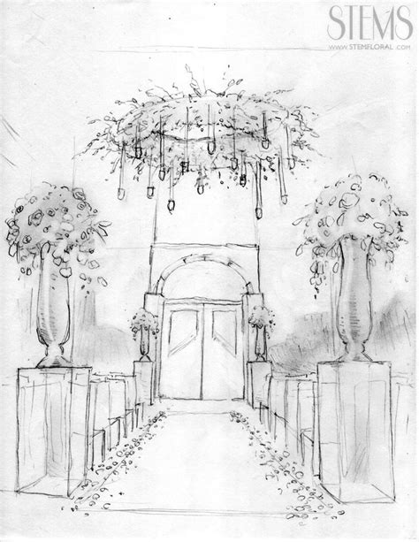 Wedding Arch Drawing by 992 Best Images About W E D D I N G I L L U S T R A T