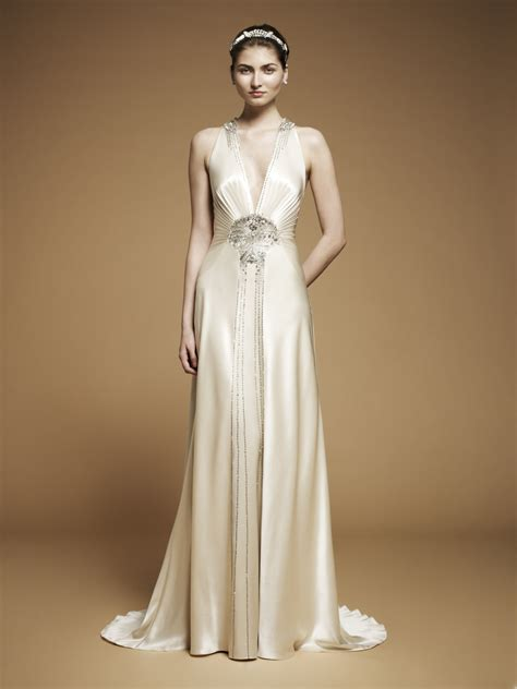 deco wedding gowns the great gatsby deco wedding inspiration chic vintage brides