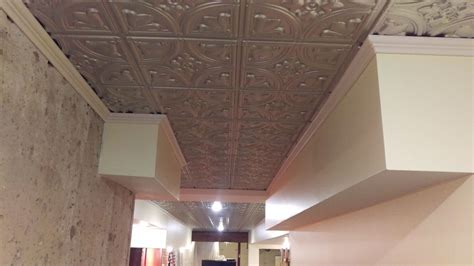 faux tin ceiling tiles glue up dct gallery decorative ceiling tiles