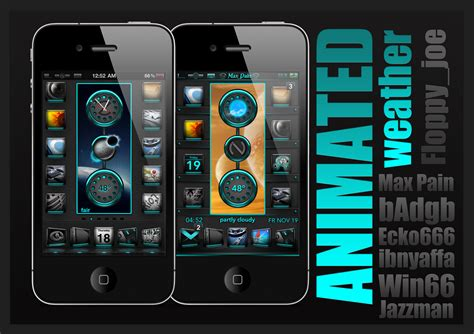 clock themes cydia iphone initsua z twilight hd is now on cydia for free