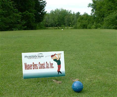 Golf Tournament Sponsor Signs Megaprint Golf Sponsor Sign Template
