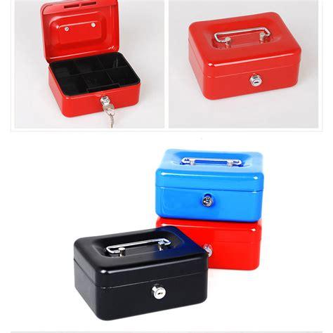 Jual Safety Box Mini Mini Portable Steel Petty Lock Safe Box Lockable Coin