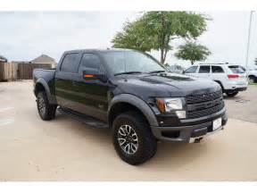 Ford Trucks Used Used 2012 Ford F 150 Svt Raptor Tuxedo Black Truck Tdy