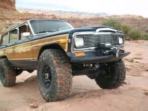 mercenary road jeep grand wagoneer front winch bumper