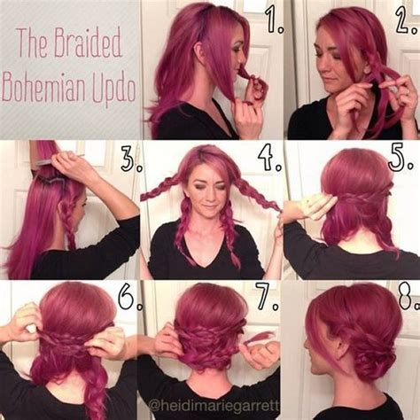 Homecoming Hairstyles For Medium Hair Tutorial by Prom Hairstyle Updos 2015 Find Ideas Tips Tutorials