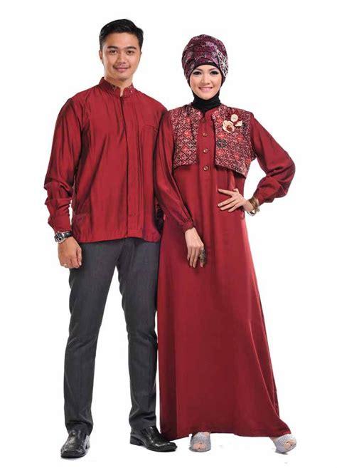 Gamis Koko Pasangan Pakaian Busana Baju Muslim Sarimbit Keluarga Pasangan