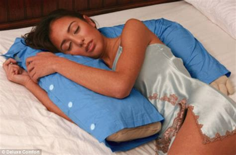 Cuddling Pillow While Sleeping by Health Bulletin Co Who Needs A Boyfriend When You