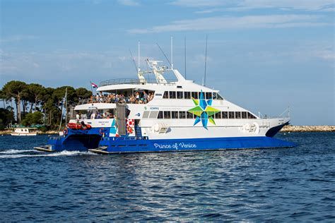 ferry venice to croatia venice to porec with fast ferry direct line best price daily