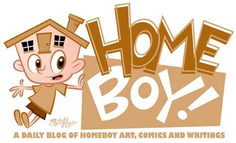 homeboy comics daily