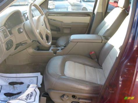 2004 Ford Explorer Interior by Medium Parchment Interior 2004 Ford Explorer Eddie Bauer 4x4 Photo 45108416 Gtcarlot