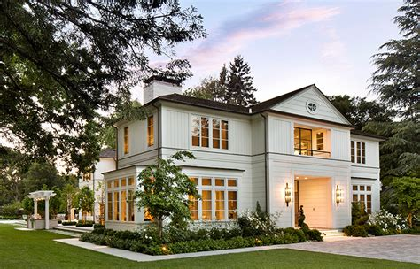 transitional style house a serene californian luxury home with transitional