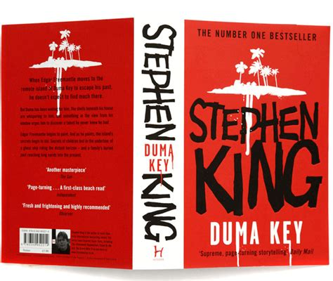stephen king book cover for hodder uk illustrator ulla