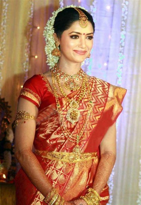 film india modern kerala nair bride wedding pinterest brides modern