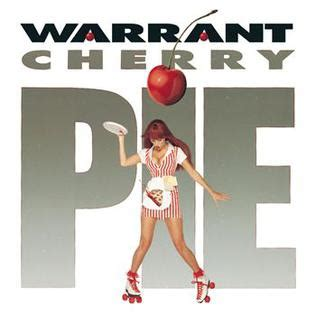 Rock Warrant Search Cherry Pie Album