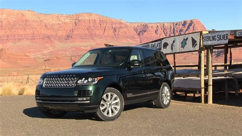 2013 range rover on and road 0 60 mph drive review