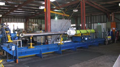 hydraulic cylinder test bench hydraulic services denton engineering