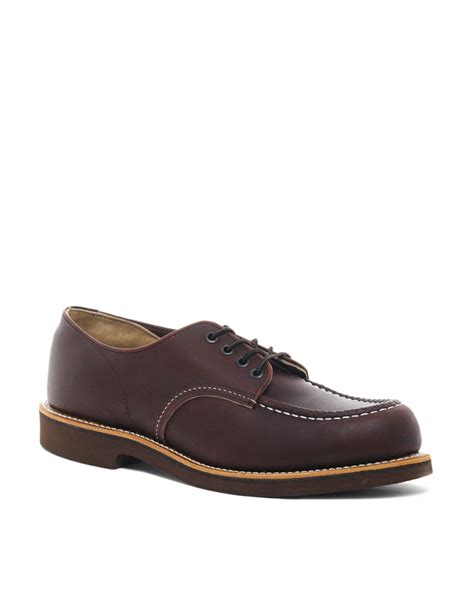 where to find oxford shoes wing 200 oxford shoes in for lyst