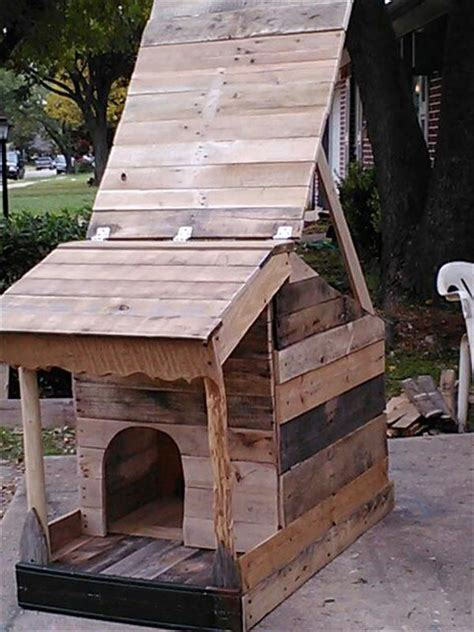 dog house project plans stylish pallet dog houses designs recycled pallet ideas